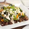 Steamed Veggies with Quinoa & Sesame Ginger Dressing