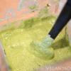 Raw Zucchini Ravioli with Spinach Cashew Filling