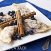 Berrylove: Blueberry Yogurt Pierogi