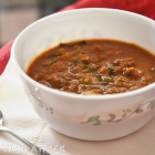 Slow Cooker Vegetable Lentil Stew