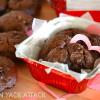 Chocolatelove: Double Chocolate Cake Cookies