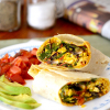 Greenslove: Tofu Scramble Breakfast Burrito