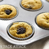 Blackberry Mango Muffins