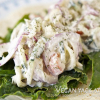Creamy Greek Summer Salad