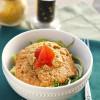 Raw Creamy Tomato Basil Pasta