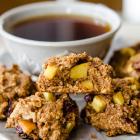 Cran Apple Oatmeal Cookies