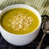 Creamy Roasted Veggie Soup