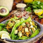 Fiesta Lettuce Wraps