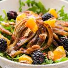 Fruity Roasted Fennel Salad