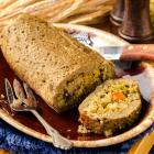 Stuffed Seitan Roast