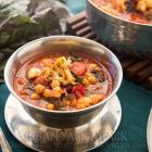 Roasted Cauliflower Tomato Soup