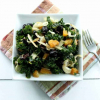 Winter Kale Salad with Orange, Fennel & Black Olives