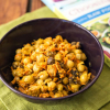 Curried Chickpea and Carrot Salad + Choosing Raw Giveaway!