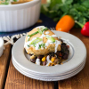 Black Bean Cornbread Pot Pie