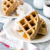 The Love & Lemons Cookbook: Vegan Carrot Waffles