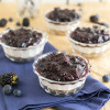 No-Bake Berry Cheesecake Bowls