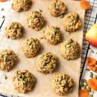 Apple Apricot Quinoa Cookies