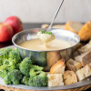 White Bean Beer Fondue