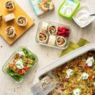 Plant Based Challenge: Vegan Turkey Lunch Roll-Ups + Chorizo Breakfast Bake