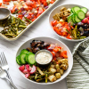 Mediterranean Sheet Pan Meal