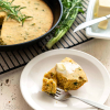 Carrot Top Herb Cornbread
