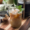 Mint Mocha Cold Brew & Body Scrub