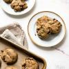 One-Bowl Vegan Chocolate Chai Cookies