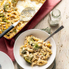 No-Boil Broccoli Pasta Bake