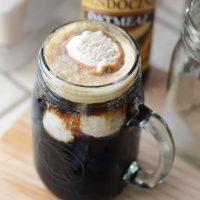 Vegan Irish Whiskey Ice Cream Beer Float