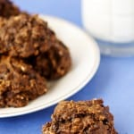 Choconut Chip Oatmeal Cookies