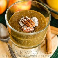 Apple Pie Chia Pudding