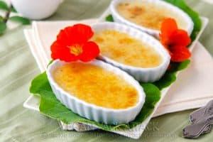 Vanilla Crème Brûlée