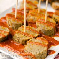 Seitan Currywurst