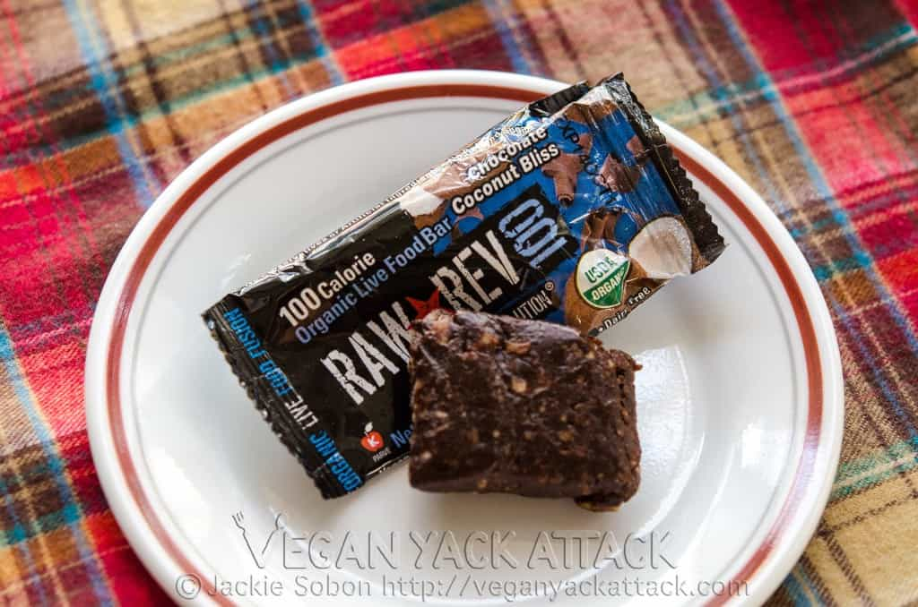 raw rev coconut bar