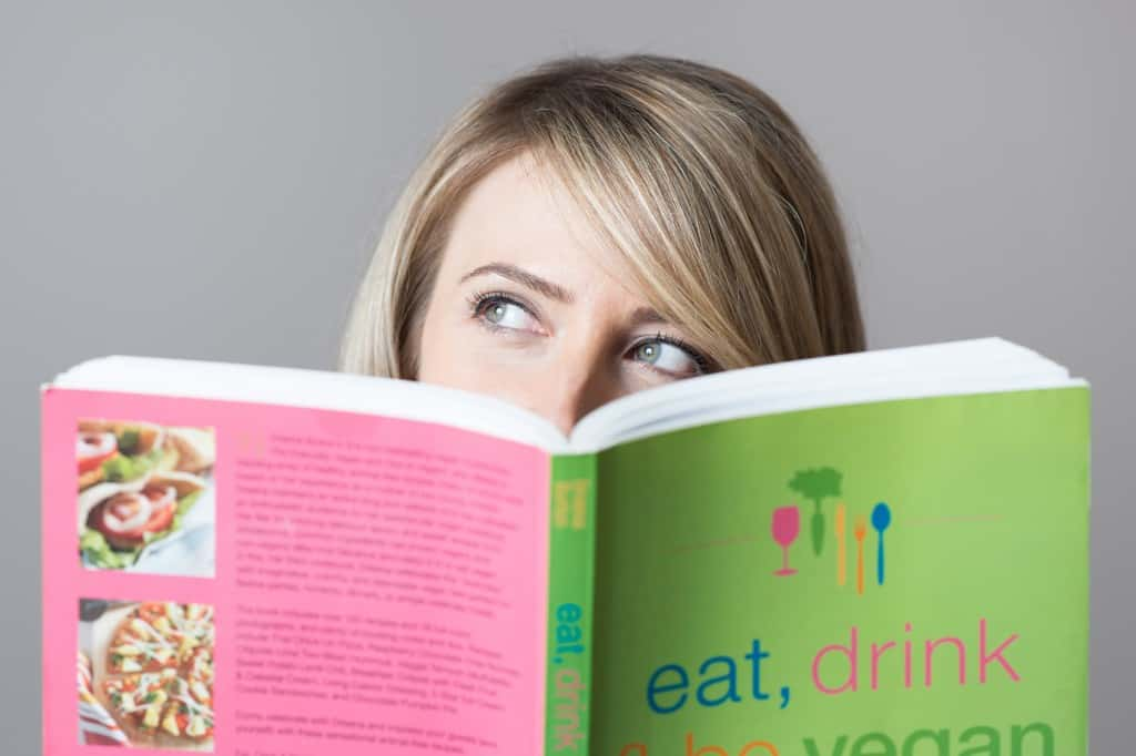 The Vegan Cookbook Aficionado