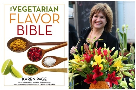 Vegetarian Flavor Bible by Karen Page