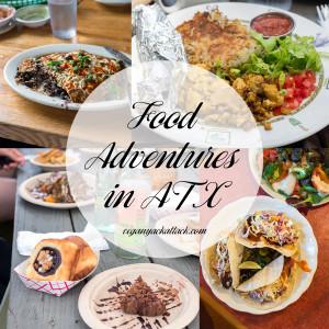 Vida Vegan Con Pt 1- Food Adventures