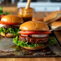 Down Home BBQ Burger
