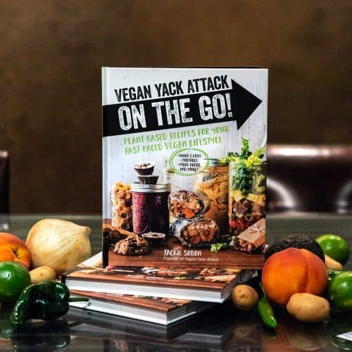 Vegan Yack Attack On the Go! Release + Giveaway