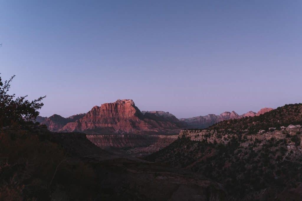 Rockville, Utah - Just outside of Zion National Park