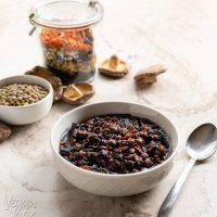 Hearty Lentil Rice Soup Mix