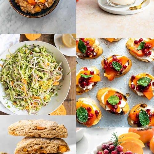 Best Vegan Persimmon Recipes